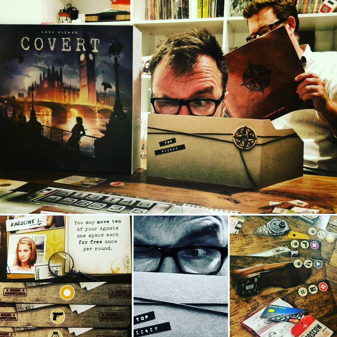 Covert  a new game to us combines a numberhellip