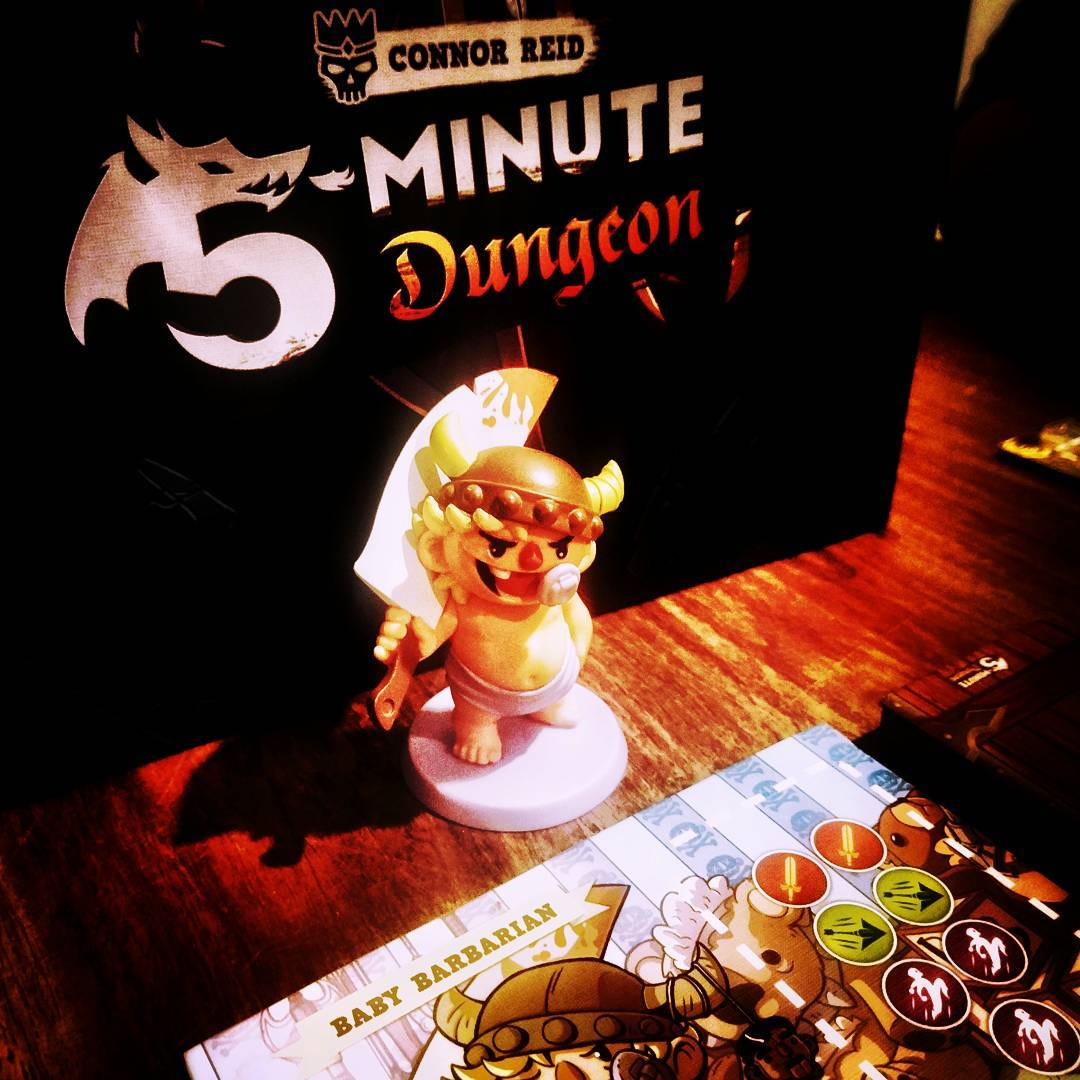 5 minute dungeon contains one of the weirdest KS extrashellip