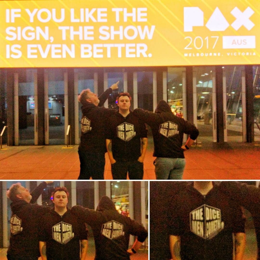 PAXAUS 2017 begins! Cant wait for the gaming goodness tomorrowhellip